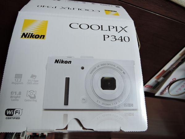 coolpix p340